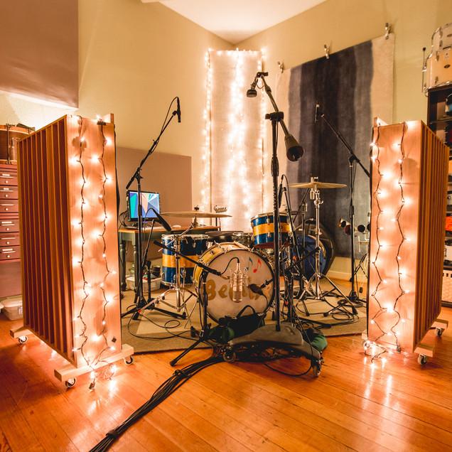 Tracking Drums - Slingerland, C&C, Ludwig, Pearl, Yamaha, DW