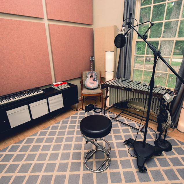 Iso room - vibraphone
