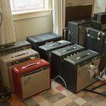 Vintage Amps - Ampeg, Fender, Vox