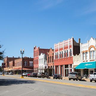Downtown Lockhart