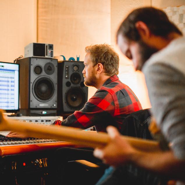 Recording Bass