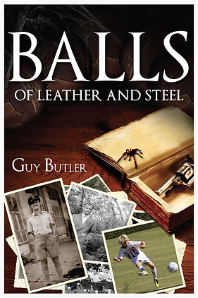 Guy Butler's BALLS OF LEATHER AND STEEL