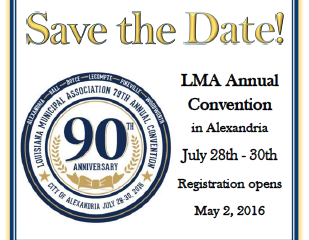 Save the Date! LMA's 79th Annual Convention