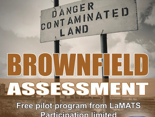 LaMATS Brownfield Assessment Program Underway