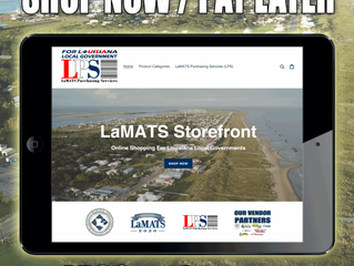 LaMATS Storefront Now Offers Net 30 Terms