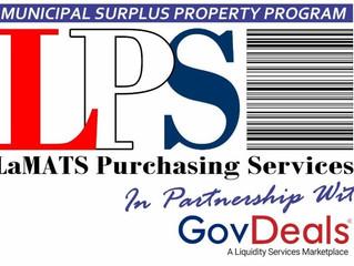 LPS Surplus Property Program Expands with New Partnership