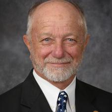 Mayor Michael Chauffe