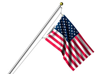 LaMATS Celebrates Flag Day