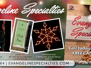 Holidays Ahead: Evangeline Specialties Christmas Catalogue Released