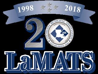 LAMATS CELEBRATES 20 YEARS