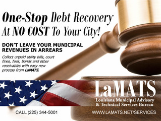 UPDATE: Training Video, Software Guide & Login Posted for Municipal Debt Recovery Service