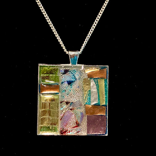 Square Necklace
