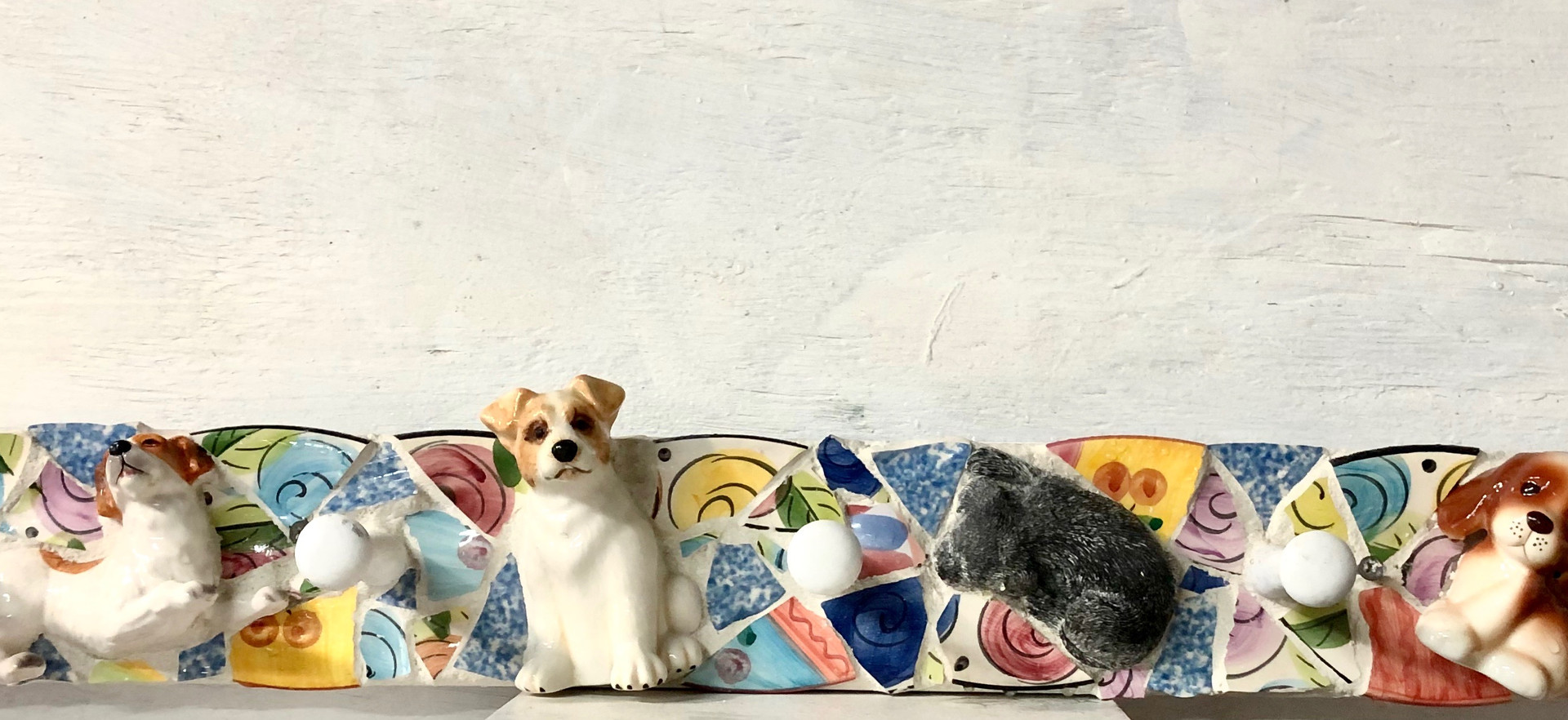 Pups Hangin' Out