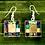 Thumbnail: Square Earrings