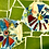 Thumbnail: Pinwheel wall hook