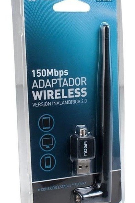 PLACA DE RED USB WIFI NG-UW02 150 MBPS - NOGA NET