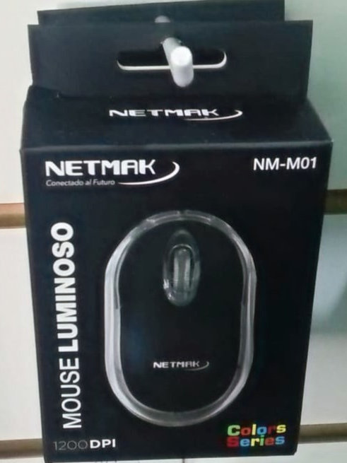 MOUSE  NETMAK NM-M01