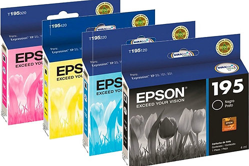CARTUCHO ORIGINAL EPSON