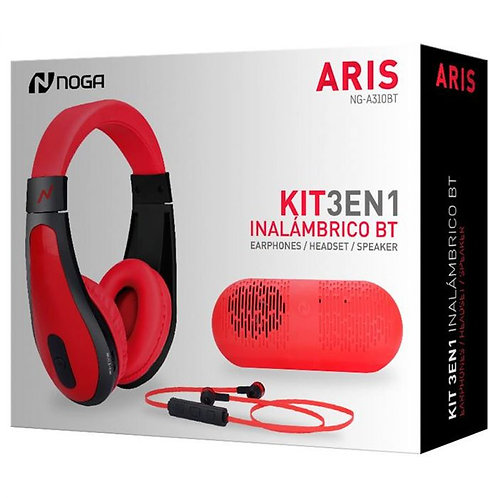 KIT 3 EN 1 BLUETOOTH