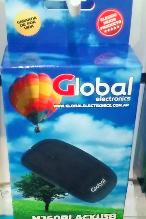MOUSE GLOBAL  M 260