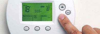 controle digital de ar condicionado na sala de cirurgia