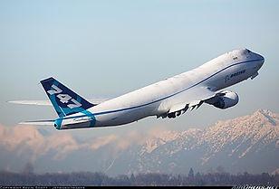 boing 747 cirurgia tradicional