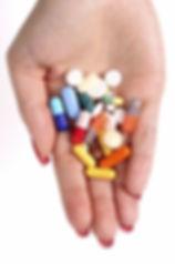 Excesso de medicamentos para neurgalgia do trigemeo