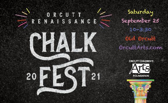 2021 Chalk Festival