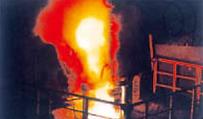 tubería de hierro dúctil