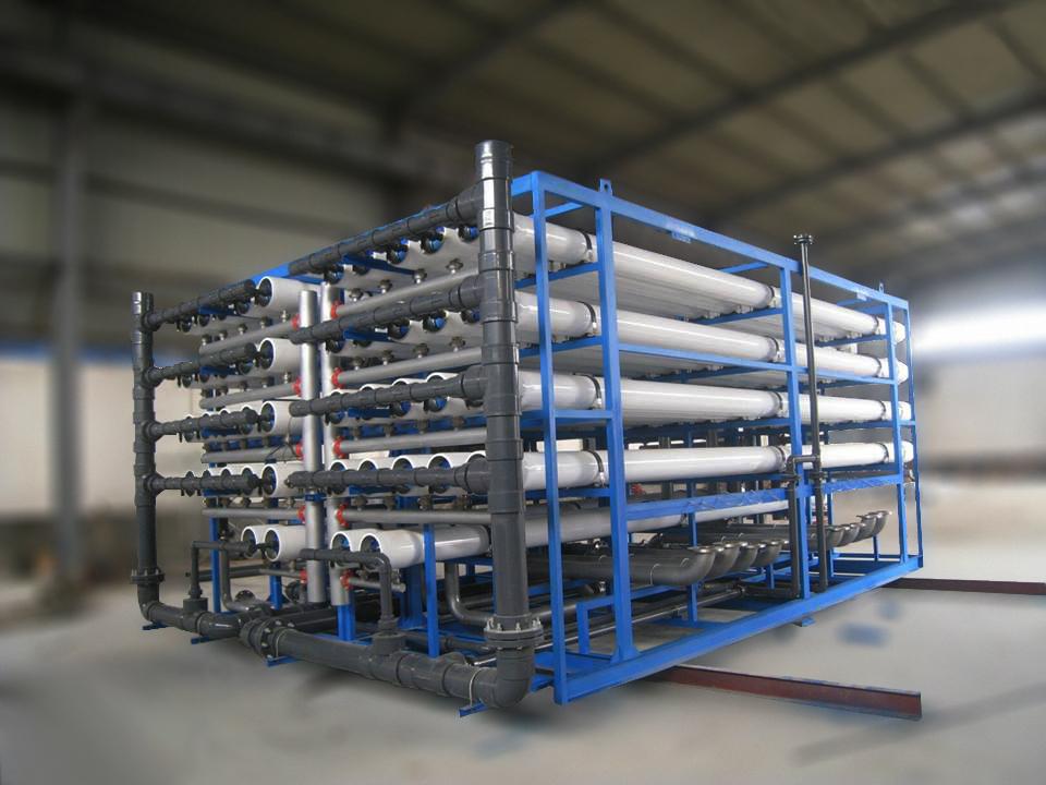 Modulo  destilización de agua 33LPS