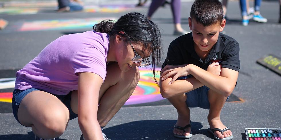 Chalk Festival Sponsorship