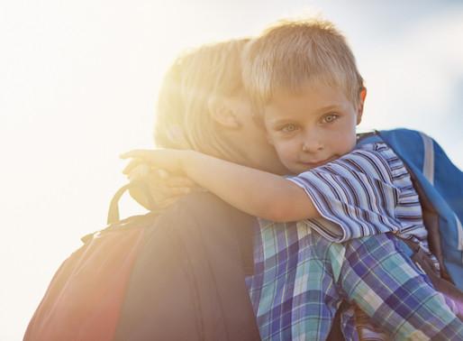 Ваш ребенок стеснителен?
