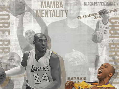 How to achieve the Mamba Mentality | Kobe Bryant's Legacy