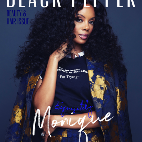 THE LAST ISSUE OF 2020 WITH MONIQUE RODRIGUEZ GRACING UP BLACK PEPPER'S COVER EXQUISITELY