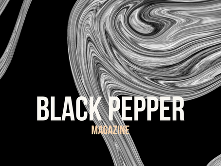 """WHAT IS """"BLACK PEPPER"""" ?"""