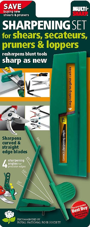 2 Piece Sharpening Set #78001