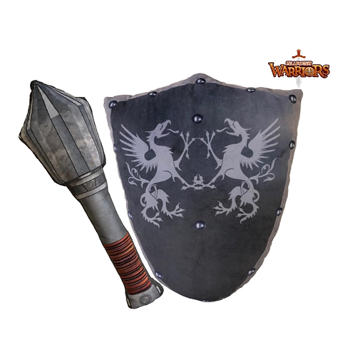 Medieval Mace & Hengest Set