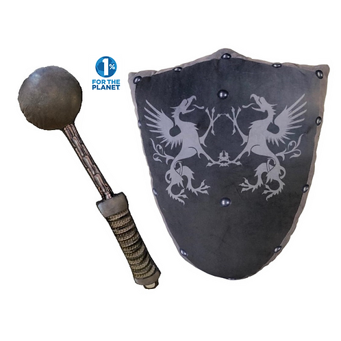 Chain Mace & Hengest Shield Set