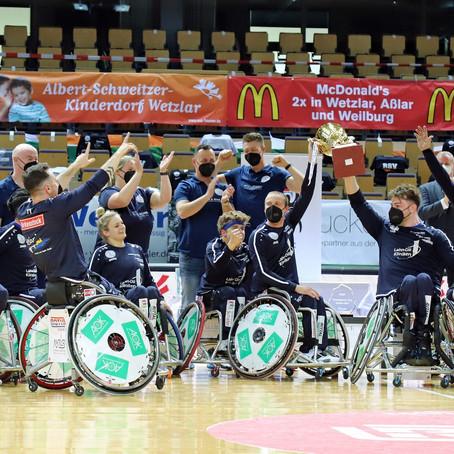 RSV Lahn-Dill besiegt Thuringia Bulls im Champions-Cup-Finale