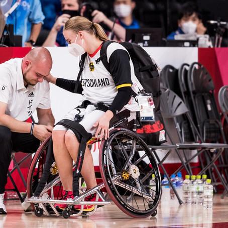 Keine Medaille für deutsche Rollstuhlbasketballerinnen