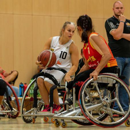 """Rollstuhlbasketball-Rookie Bergenthal:""""Positive Vibes verbreiten"""""""