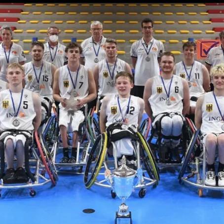 Deutsche U22-Junioren sind Vize-Europameister