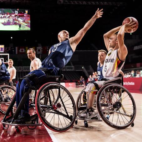 Deutsche Rollstuhlbasketballer entzaubern Weltmeister