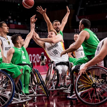 Rollstuhlbasketballer weiter auf Viertelfinalkurs