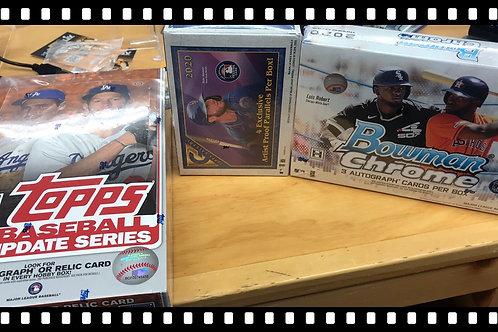 3 Box Baseball Break!