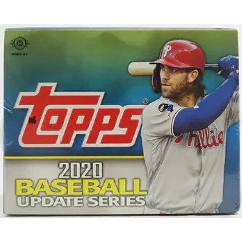 2020 Topps Update Jumbo Pack