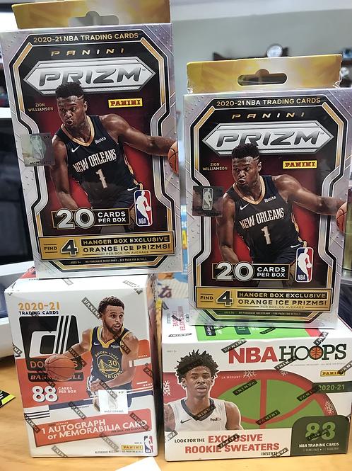4 Box Retail Basketball Mixer!