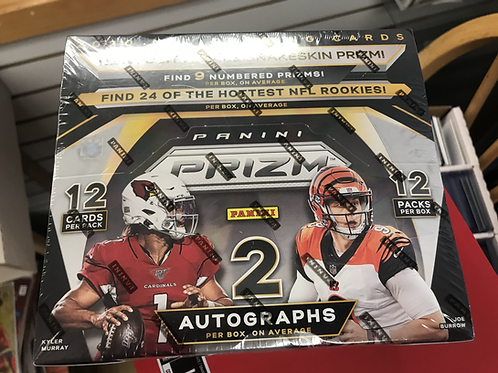 2020 Prizm Football Random Division.Break
