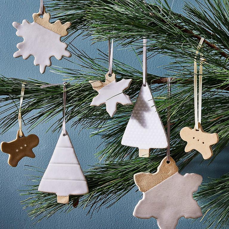 Children's Christmas Ornament Workshop