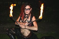 Fire wands